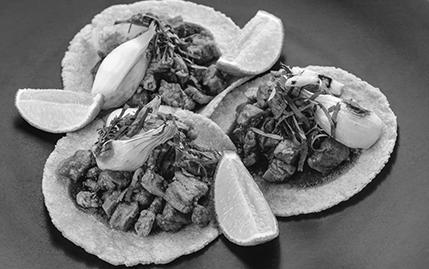En Mexico celebramos la comida mexicana suadero